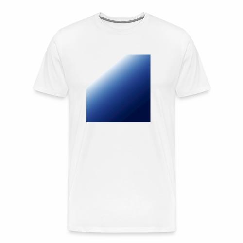 Farbverlauf - Männer Premium T-Shirt