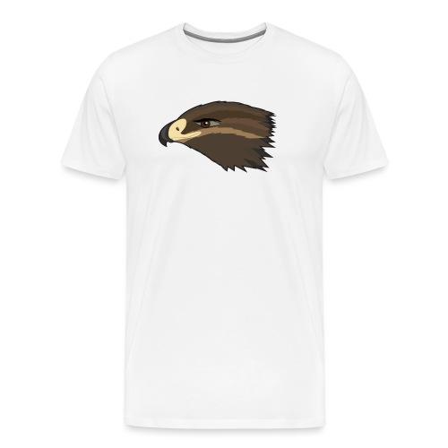 Happy Hawk - Männer Premium T-Shirt