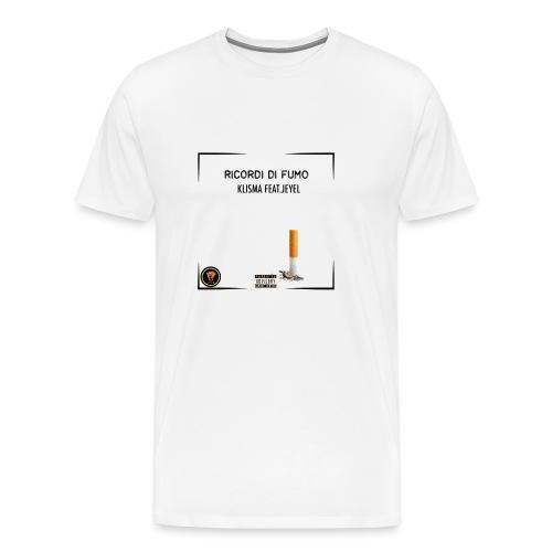 RICORDI DI FUMO - KLISMA FEAT. JEYEL BTZ MAGLIE - Maglietta Premium da uomo