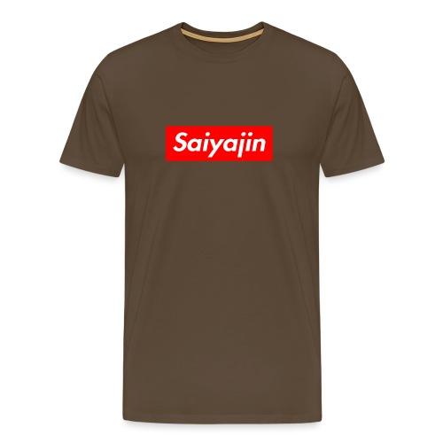 saiyajin - T-shirt Premium Homme
