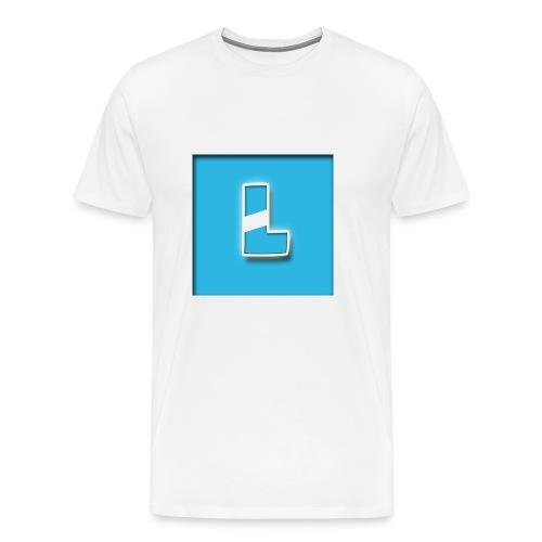 logo lorenzo png - Mannen Premium T-shirt