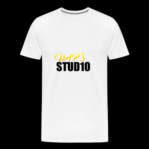 VAP3 STUD1O limited edition - Men's Premium T-Shirt