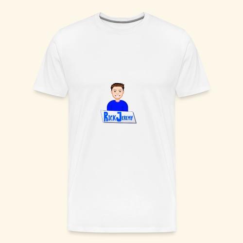 RickJeremymerchandise - Mannen Premium T-shirt