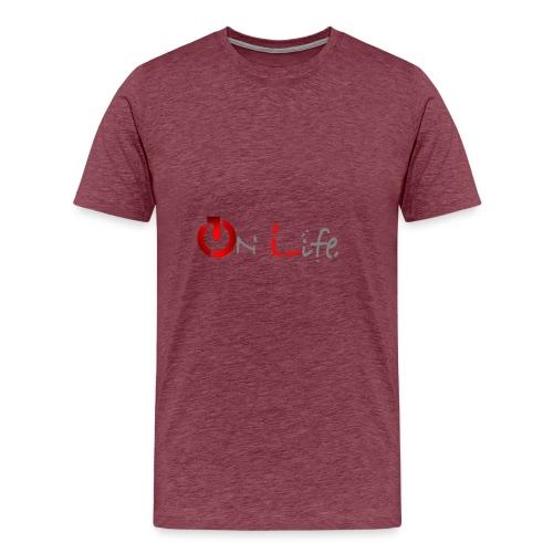 OnLife Logo - T-shirt Premium Homme