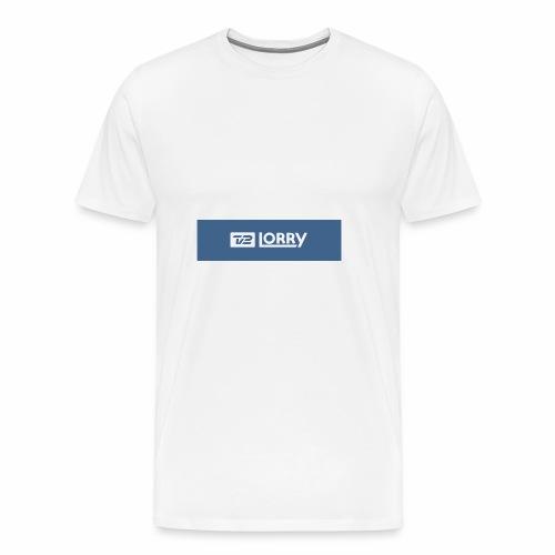 TV2 Lorry - Herre premium T-shirt