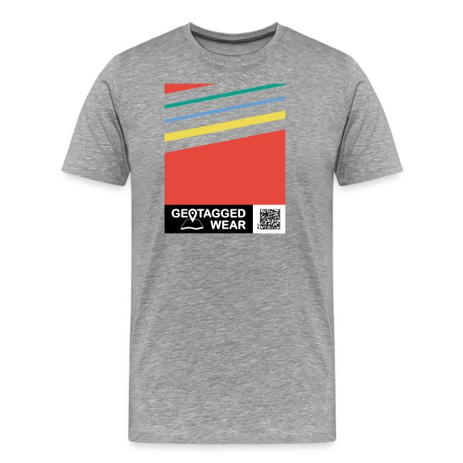 Unisex Stripes Pantone Colored