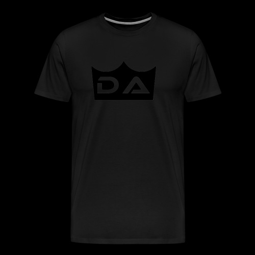 DA Crown - Men's Premium T-Shirt