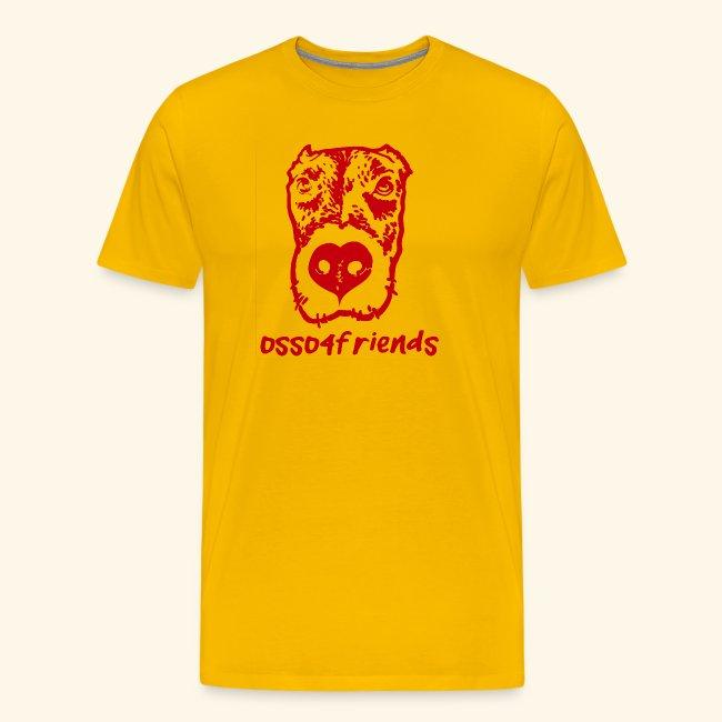 Logo ROSSO TRASPARENTE creative