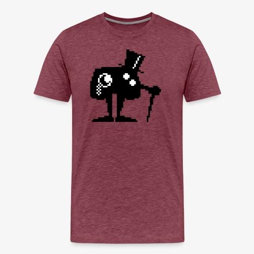 LordPixelton png - Premium-T-shirt herr