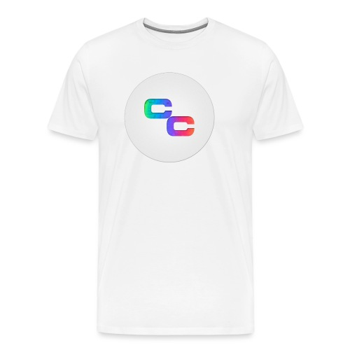 Callum Causer Rainbow - Men's Premium T-Shirt