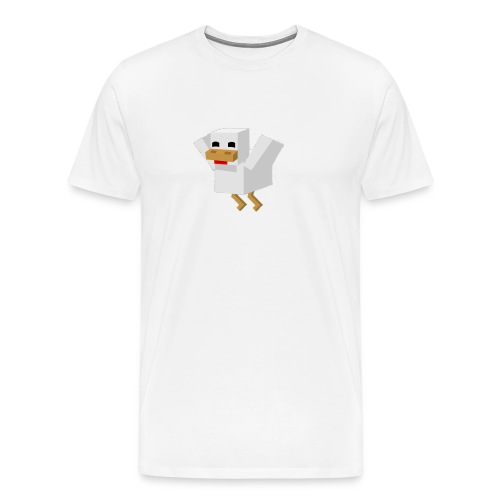 Chicken - Mannen Premium T-shirt