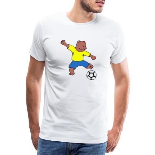 Bill le footballeur - T-shirt Premium Homme