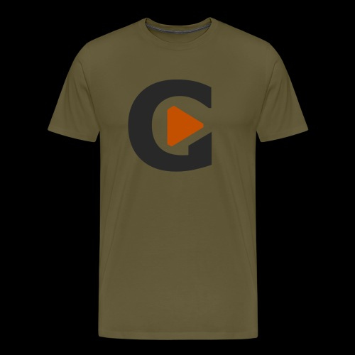 GVMP - Black - Männer Premium T-Shirt