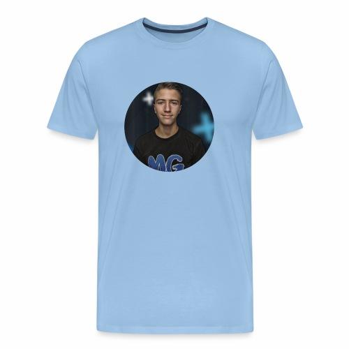 Design blala - Mannen Premium T-shirt