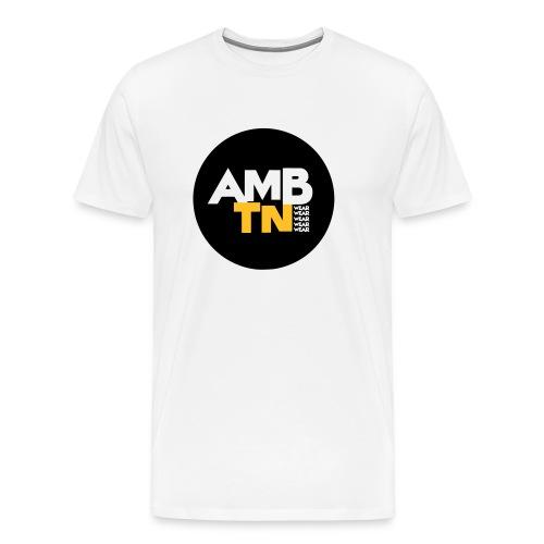 AMBTN WEAR - LOGO SHIRT - SIMPLE - Männer Premium T-Shirt