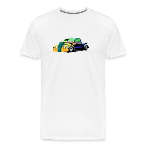 Hot rod 2 - Camiseta premium hombre