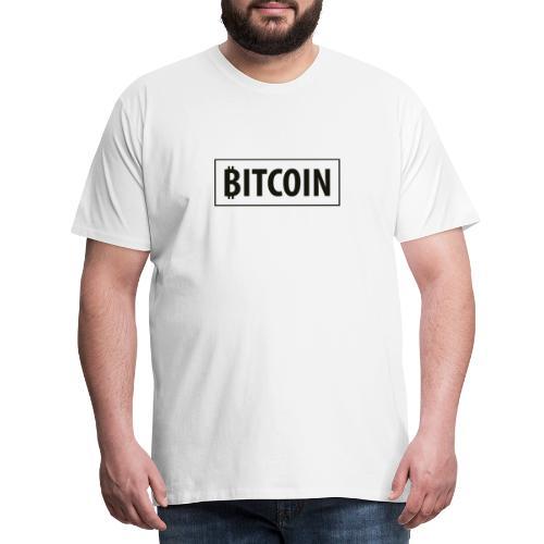 BITCOIN 01 - Männer Premium T-Shirt