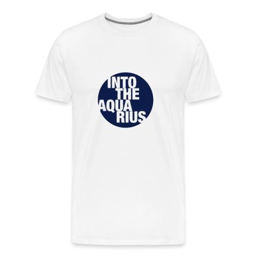 INTOTHEAQUARIUS - Maglietta Premium da uomo