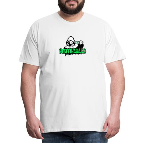 Pfeffiharald Original Logo - Männer Premium T-Shirt