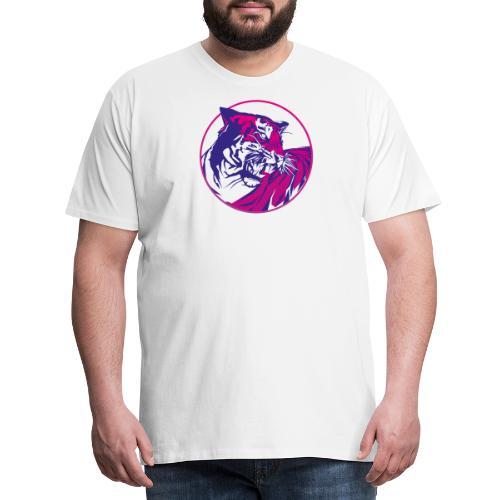 Tiger RUSH - Männer Premium T-Shirt