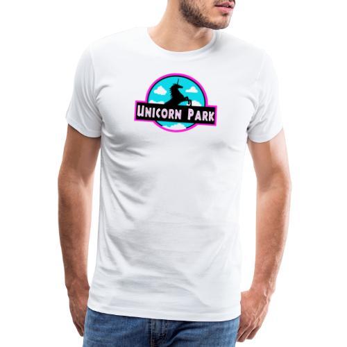 UNICORN PARK - T-shirt Premium Homme