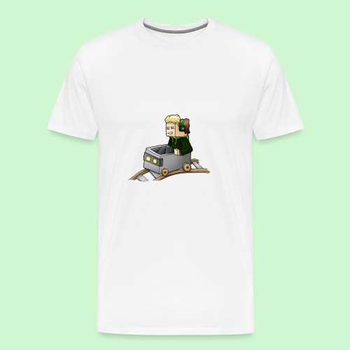 Tantriss LP - Minecart - Männer Premium T-Shirt