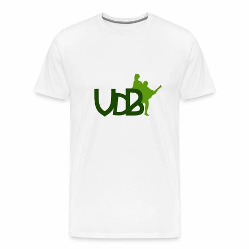 VdB green - Maglietta Premium da uomo