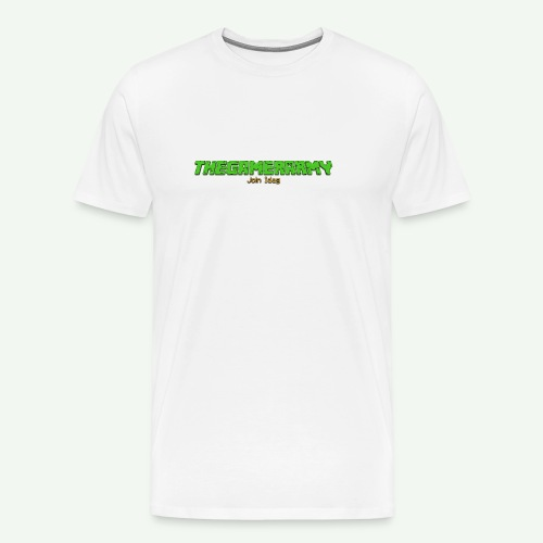 TheGamerArmy Join Idag - Herre premium T-shirt