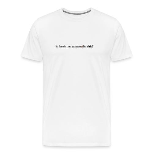 frase_4 - Maglietta Premium da uomo