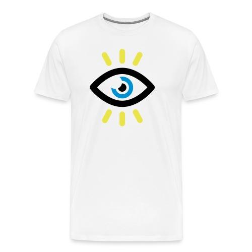 SYMBOLE OEIL OUVERT - T-shirt Premium Homme