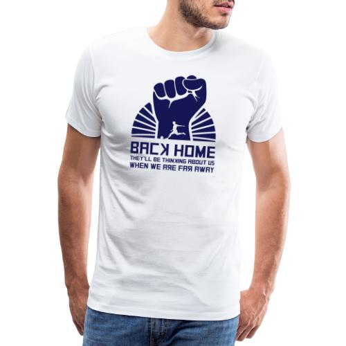 Back Home - Men's Premium T-Shirt