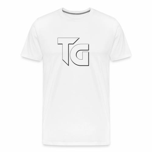 TG mearch png - Mannen Premium T-shirt