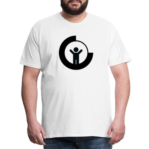 Logo Activiteitencommissie - Mannen Premium T-shirt