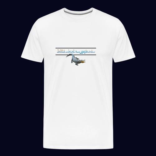 nicht ansprechen 2 - Männer Premium T-Shirt