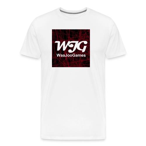 T-shirt WJG logo - Mannen Premium T-shirt