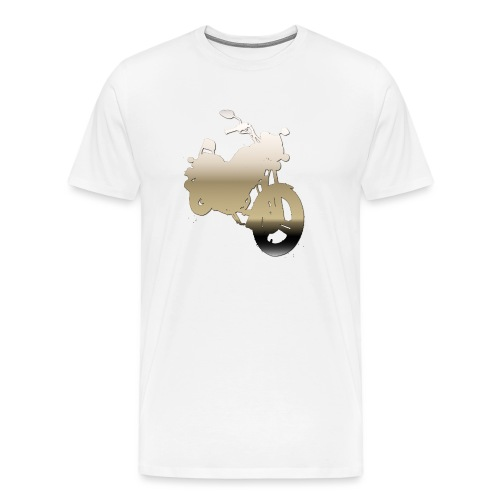 snm daelim vs 5 png - Männer Premium T-Shirt