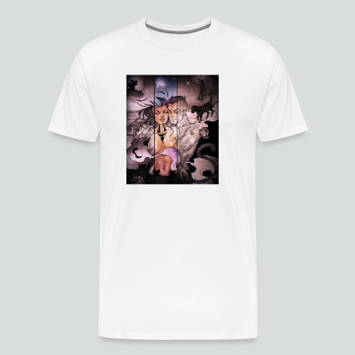 Apocalypstrip cover - T-shirt Premium Homme