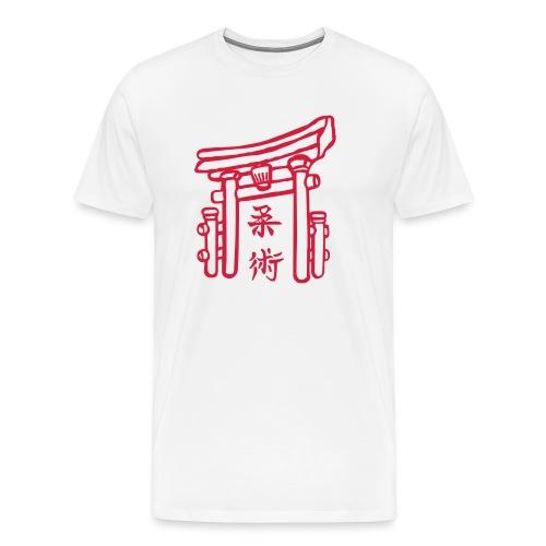 Jiujitsu_Tor - Männer Premium T-Shirt
