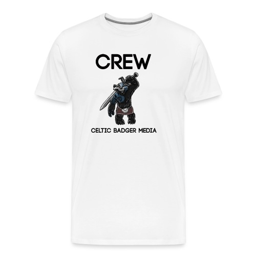 CBM Staff Back - Men's Premium T-Shirt