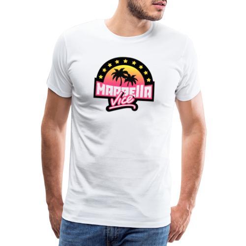 00421 Marbella vice - Camiseta premium hombre