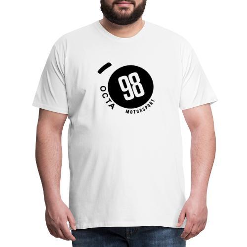 Octa98 Black - Männer Premium T-Shirt