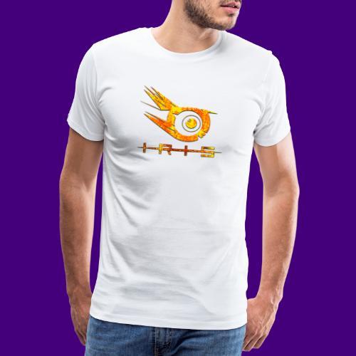 IRIS Logo - Men's Premium T-Shirt