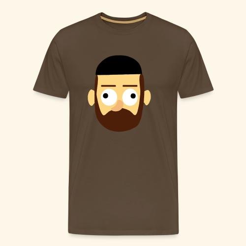 Stille Willem - Mannen Premium T-shirt