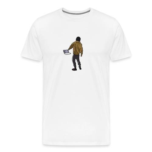CW RaeChill - Men's Premium T-Shirt