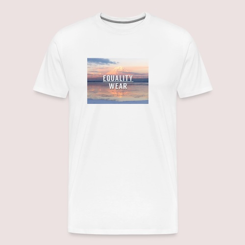 Mountain Equality Edition - Men's Premium T-Shirt