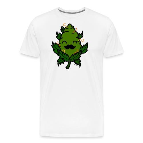Mr. Weed Nug - Camiseta premium hombre