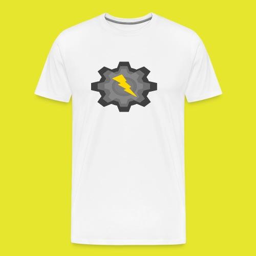 kugg - Premium-T-shirt herr