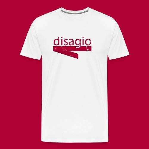Disagio pubblico classico - Maglietta Premium da uomo