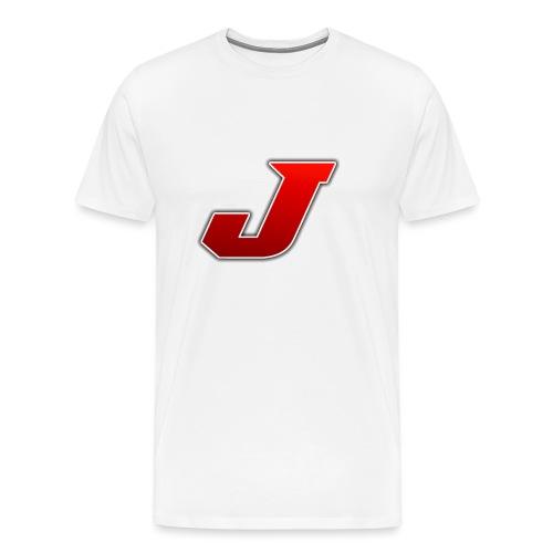 julle - Premium-T-shirt herr