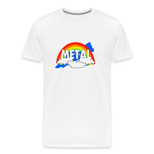 MTeVrede 63 METAL - Men's Premium T-Shirt